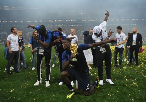 FIFA World Cup Paul Pogba