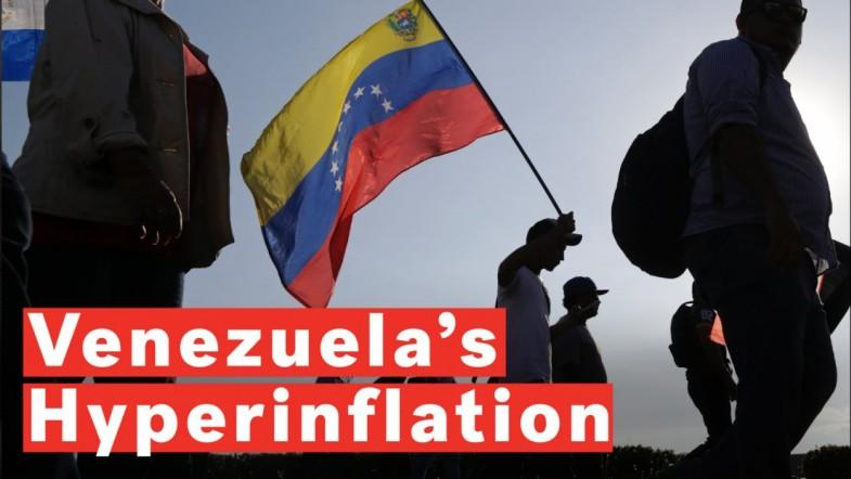 Venezuelas Hyperinflation Crisis: We Are Losing Lives Of People Everyday