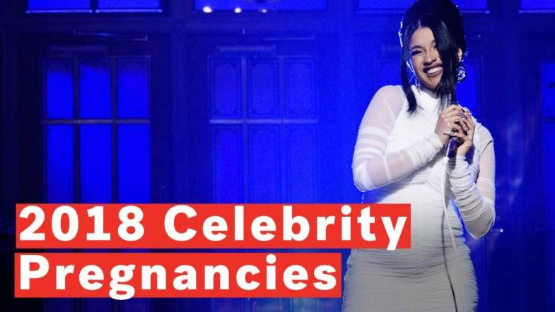 Celebrities Who Announced They Were Pregnant In 2018
