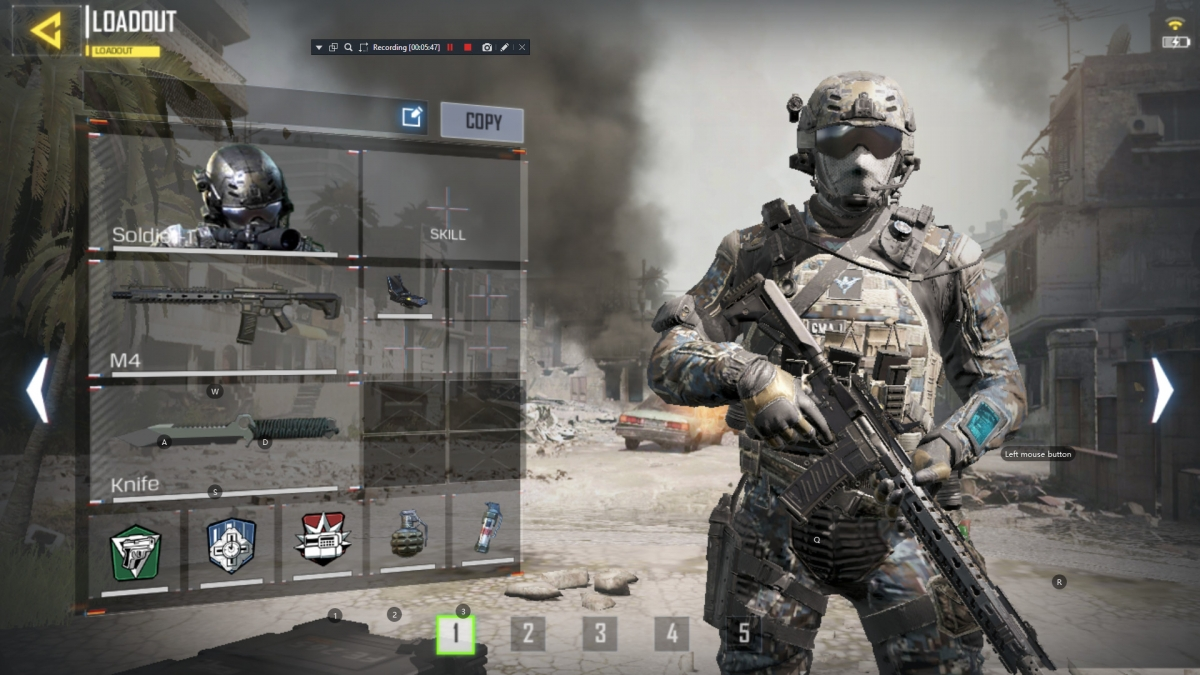 call of duty mobile download obb file download