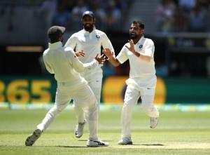 Mohammed Shami India cricket team