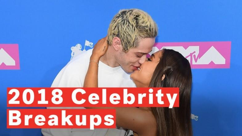 Celebrities Who Broke Up in 2018