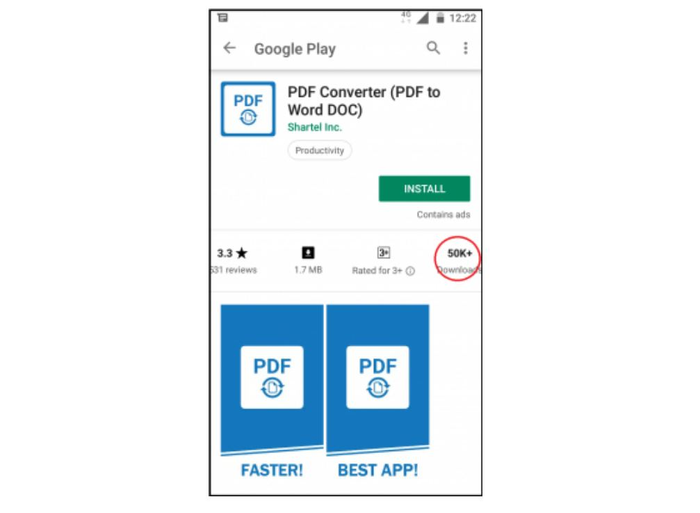 Quick Heal detects more fake Android apps on Google Play