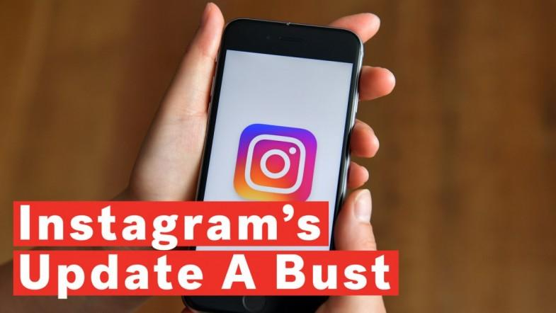 Instagrams New Update That Sparked Outrage Was Just A Test
