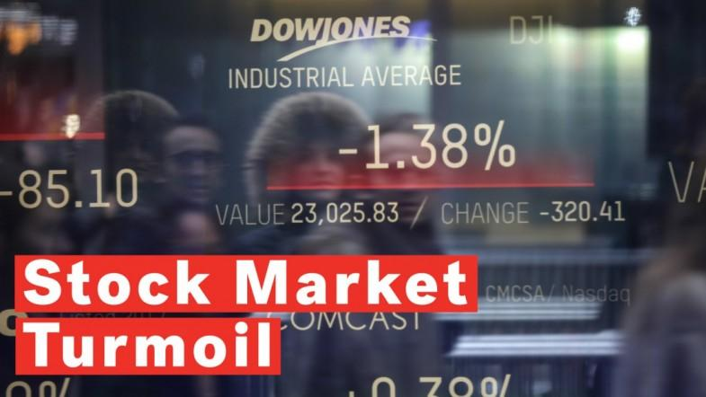 US Stocks Plummet After Apple Warning, Is A Global Downturn Looming?