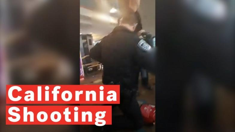 Disturbing Footage Shows Aftermath Of Fatal California Bowling Alley Shooting