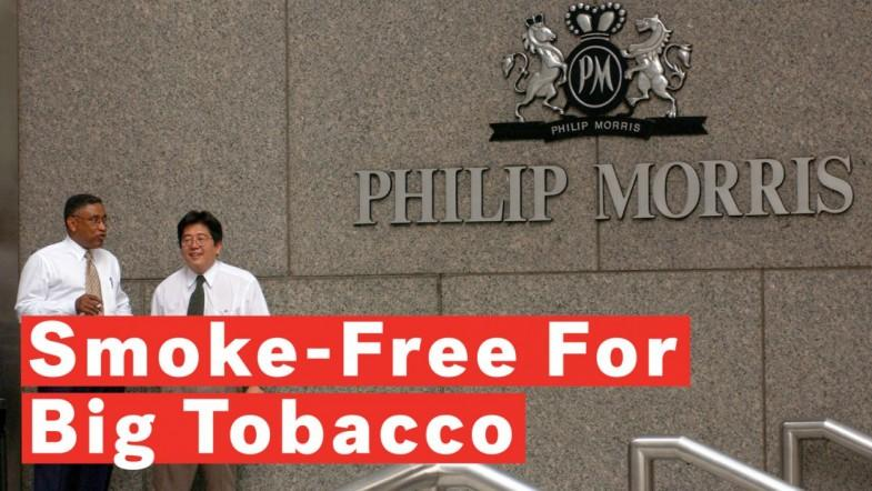 Worlds Biggest Tobacco Company To Phase Out Cigarettes