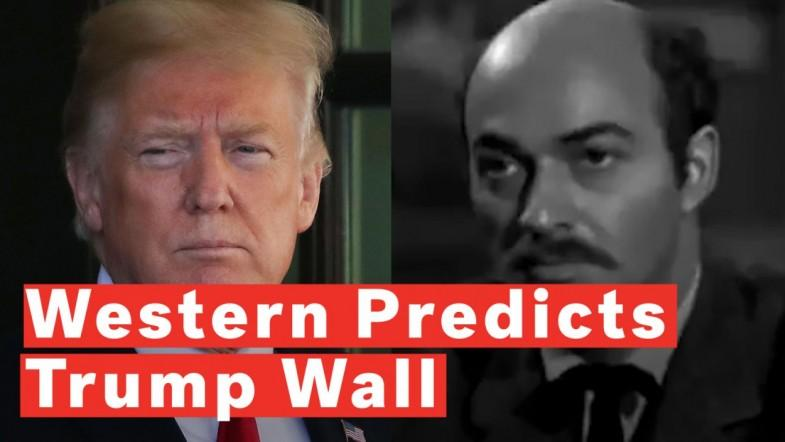 This 1950s TV Show Clip Predicted A Man Named Trump Would Try To Get People To Build A Wall
