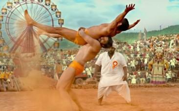 Sudeep's Pailwan Teaser released