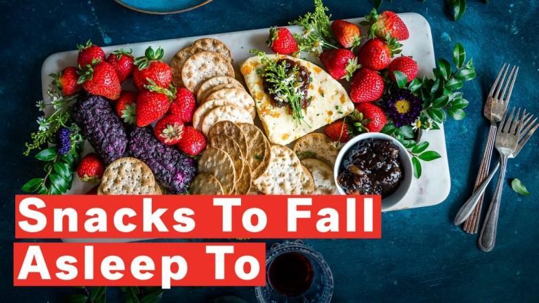 Snacks To Help You Sleep