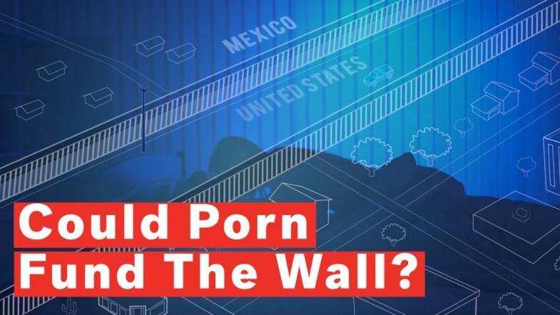Arizona Lawmaker Proposes Porn Tax To Fund Border Wall