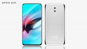 First look at Vivo Apex 2019 render