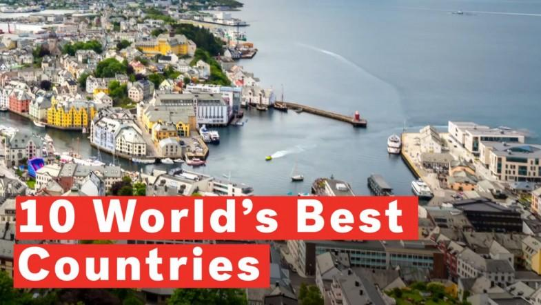 Top 10 World's Best Countries