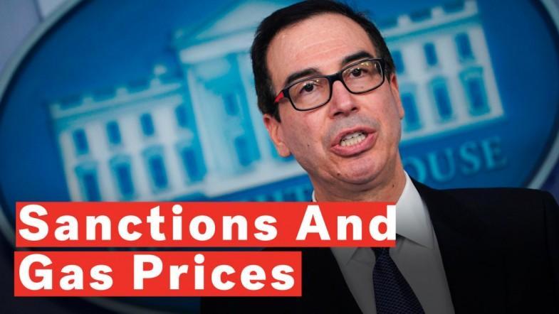 Steve Mnuchin Dodges Questions Regarding Impact Of Venezuela Sanctions On Gas Prices
