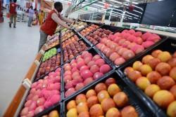 supermarket food india