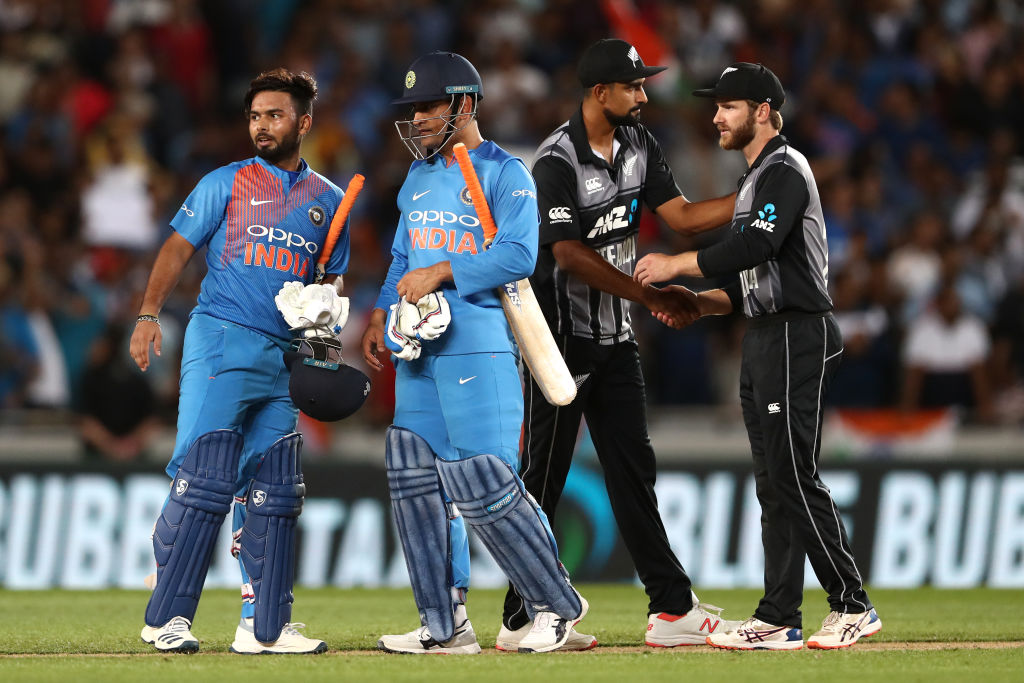 3rd NZ vs IND