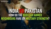 India vs Pakistan: How do the nuclear-armed neighbours fare on military strength?