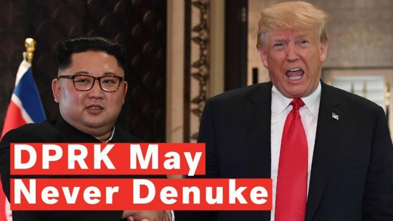 North Korea Wont Denuclearize - Heres Why