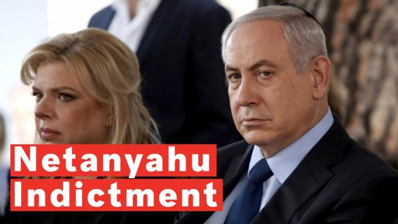 Israeli Prime Minister Benjamin Netanyahu Indicted On Corruption Charges