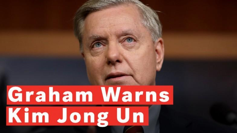 Lindsey Graham: Kim Jong Un Wont Be Anywhere Much Longer If He Doesnt Make A Deal With Trump