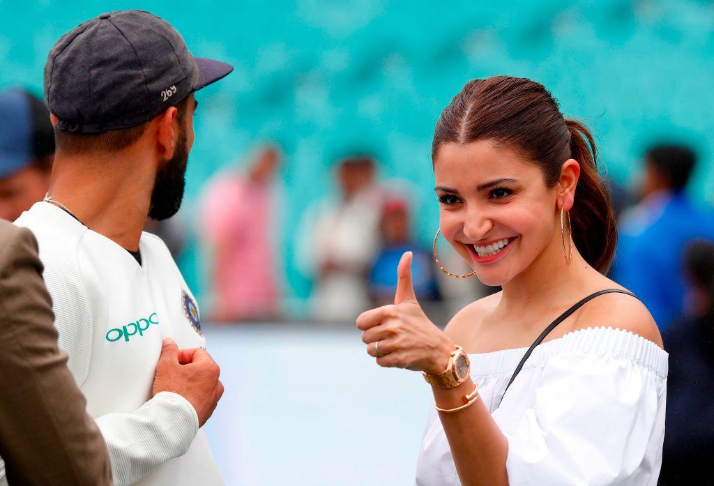Virat Kohli & Anushka separating for World Cup? Actress unwilling to distract captain - IBTimes India