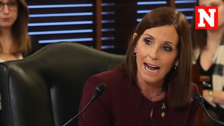 Martha McSally Reveals She Was Raped During A Congressional Hearing On Sexual Assault In The Military