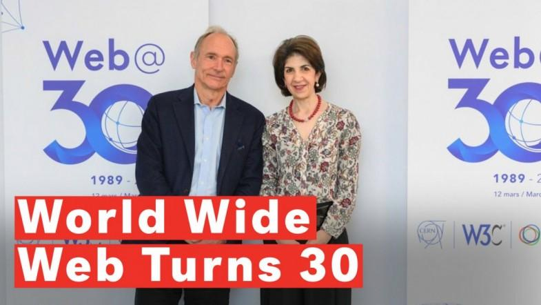 World Wide Web Turns 30  - Five Facts You Didnt Know