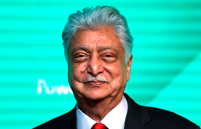 Wipro buyback: Azim Premji sells shares worth Rs 73,000 crore; money likely to be used for charity - International Business Times, India thumbnail