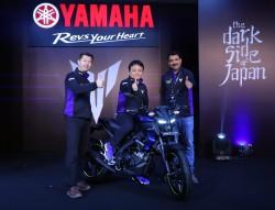 Yamaha MT-15 launched in India