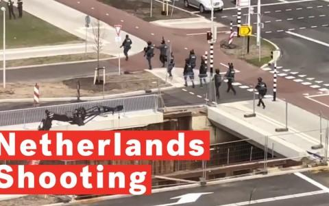 Netherlands Shooting: SWAT Team Enters Mall After Utrecht Tram Attack