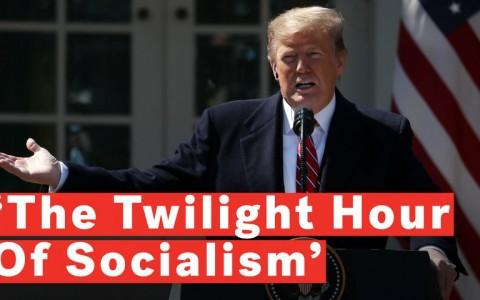 Trump: The Last Thing We Want In The United States Is Socialism