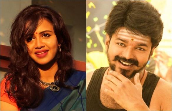 VJ Anjana and Vijay