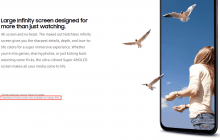 Samsung Galaxy A90 tipped online