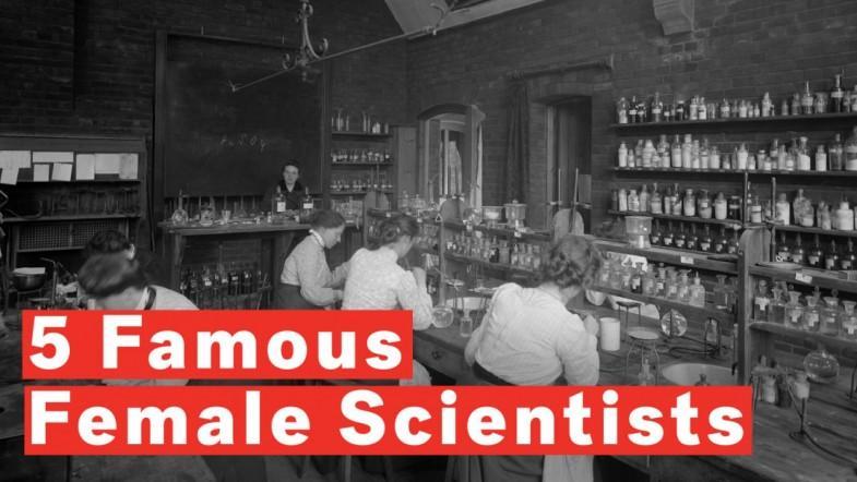 5 Famous Female Scientists