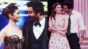 Alia Bhatt and Ranbir Kapoor confess love