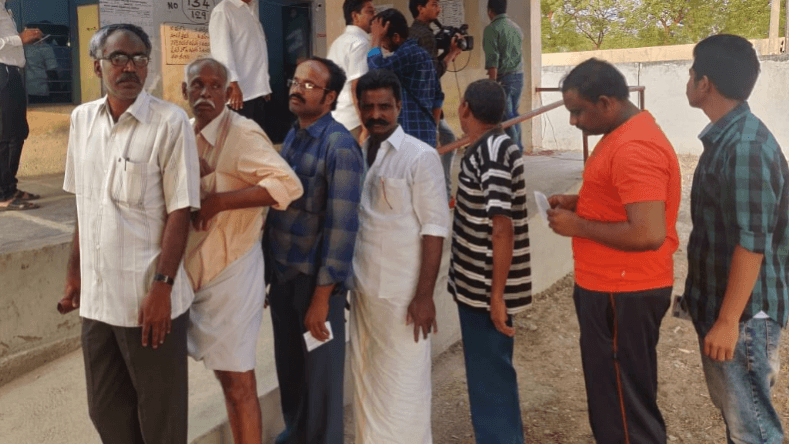 andhra voters