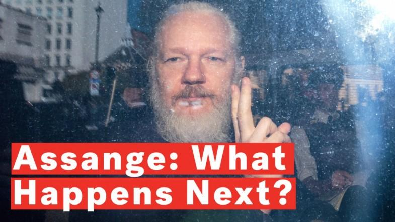 Julian Assange - What Happens Next?