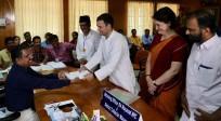 Rahul gandhi  wayanad nomination