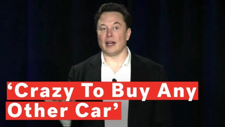 Elon Musk: Buying Anything Other Than A Tesla Will Be Like Owning A Horse In 3 Years