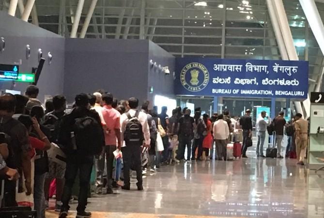 Kempegowda Uluslararası havaalanı