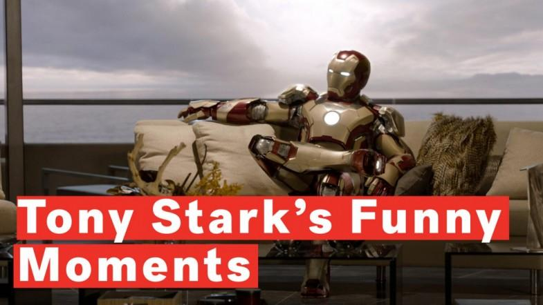 Iron Mans 5 Funniest Moments Ahead Of Avengers: Endgame