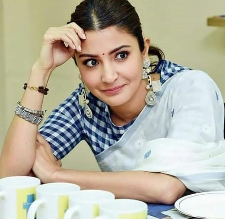 Did you know Anushka Sharma has a hidden message in her Instagram username?  - IBTimes India