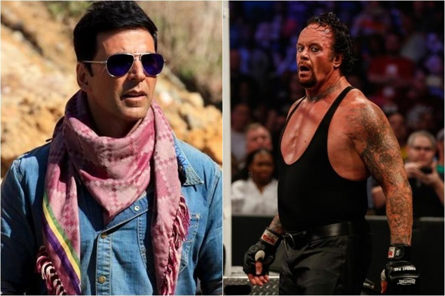 Remember When Akshay Kumar Fought The Undertaker In Khiladiyon Ka Khiladi Was It Really The Deadman Ibtimes India