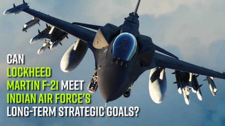 Can Lockheed Martin F-21 meet Indian Air Forces long-term strategic goals?