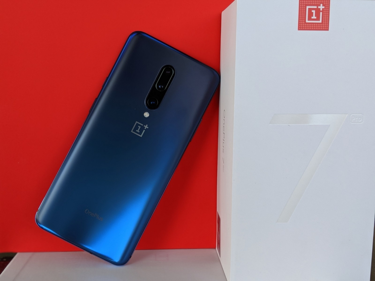 OnePlus 7, 7 Pro price in India starts at Rs 32,999