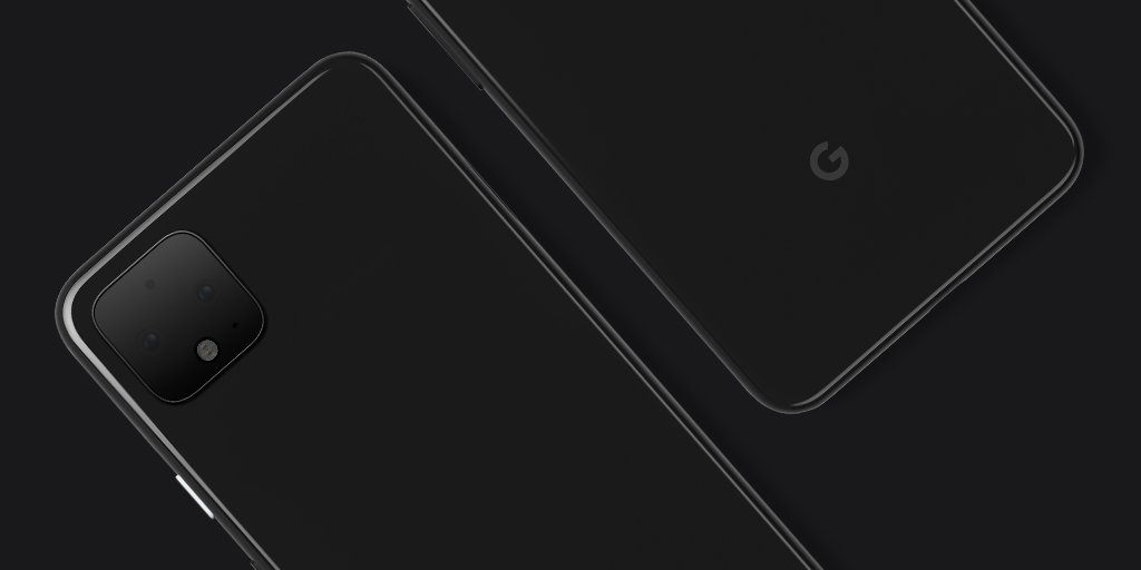 Pixel 4 leaks to show Google's flagship up-close: Thick bezel, square camera module & more