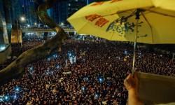 Hong Kong Protests -Sunday