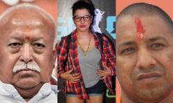 Hard Kaur slams Mohan Bhagwat and Yogi Adityanath