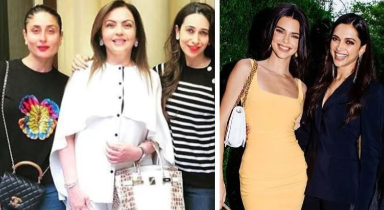 PIC: Kareena Kapoor clicked with Nita Ambani, Deepika Padukone with Kendall Jenner