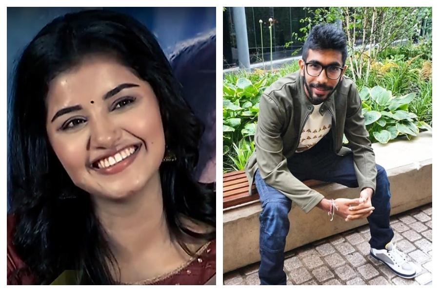 Is Anupama Parameswaran Dating Indian Cricketer Jasprit Bumrah Actress Responds Ibtimes India